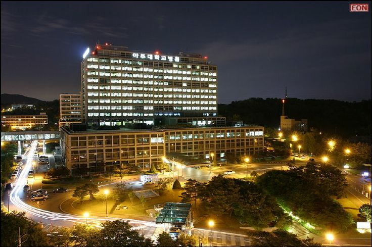 Ajou University - Suwon - SOUTH KOREA