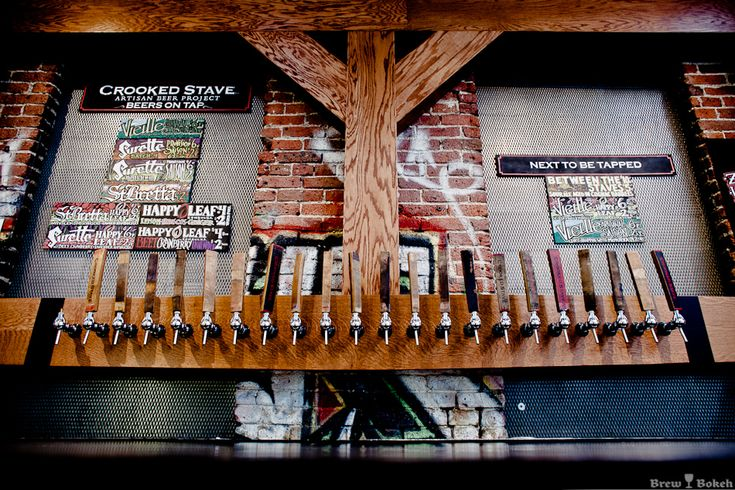 Crooked Stave Artisan Beer Project   Brew Bokeh