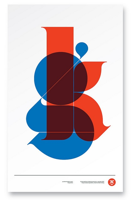 new letter: k! :) by Aron Jancso #typeography #flickr