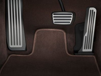 Cadillac ATS Pedal Covers - Automatic Transmission 23390862