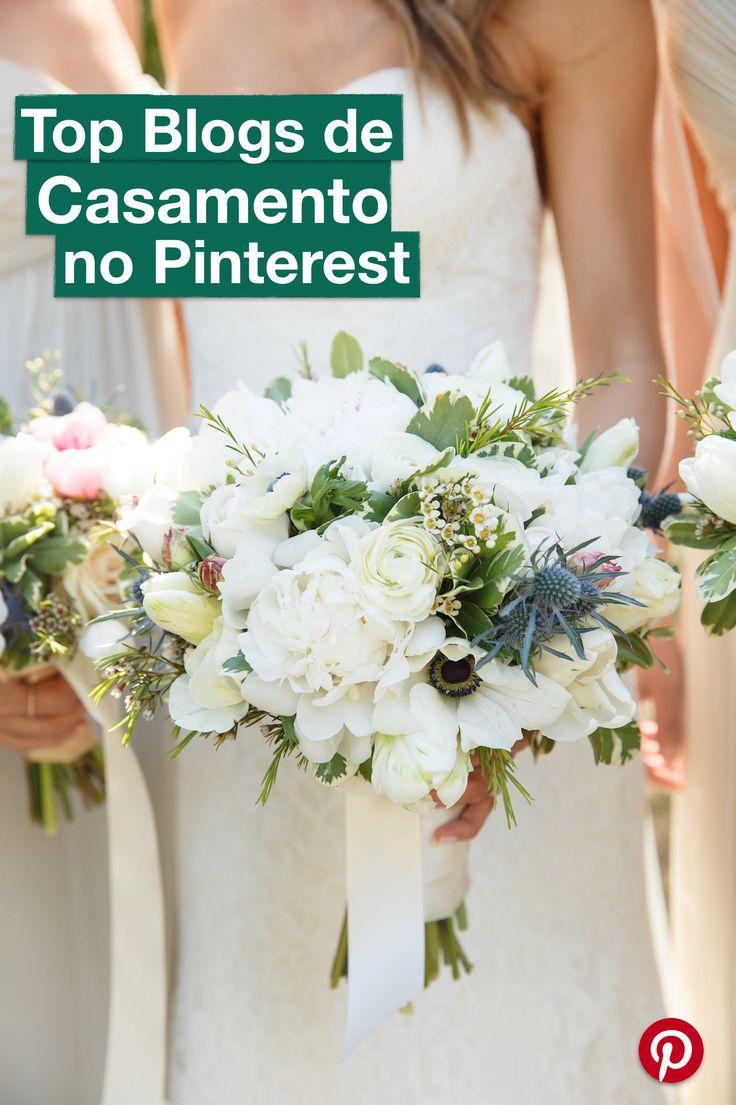 Descubra quais são os Blogs mais Pinados de casamento do Pinterest e aproveite para planejar o casamento perfeito