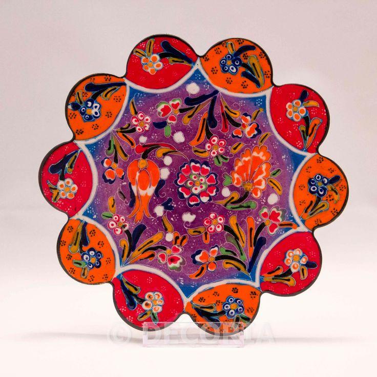 Trivet - Multi Colour - DECORIA HOME & GIFT