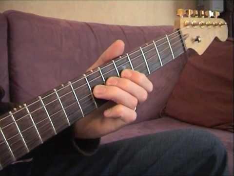 3 Basic Blues Licks Using The Pentatonic Scale - YouTube
