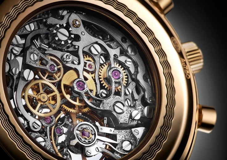 The unique piece Breguet will unveil at OnlyWatches 2013 - Chronograph tourbillon? Anyway, such a great work from the watchmakers!