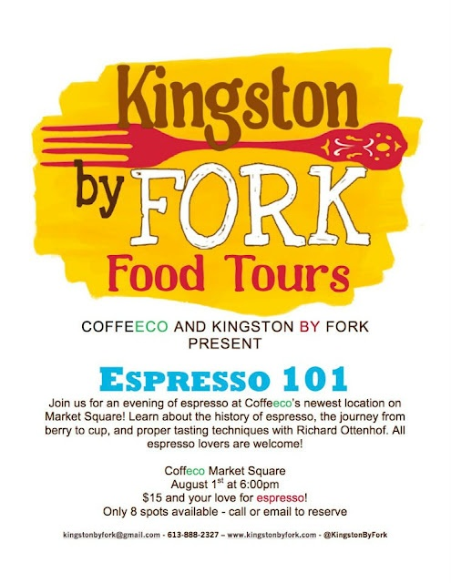 Attention Foodies! Experience Kingston By Fork