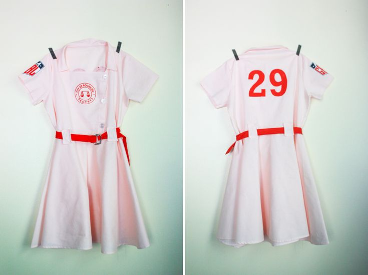 Adult Rockford Peach Costume A League of Their Own Team Costumes