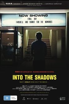 Into The Shadows | beamafilm -- streaming your favourite documentaries and indie features #FilmProducers #AustralianFilmHistory #Exhibitors #PopularCulture #Movie #FilmDistribution #AustralianFilmIndustry #Cinemas