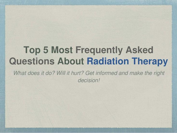 radiation therapist resume - Boatjeremyeaton - radiation therapy resume
