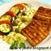 Grilované tofu