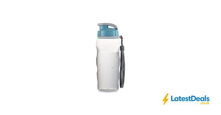 Lock & Lock Turquoise Sports Bottle & Carry Strap 500ml, £3.85 at ebay