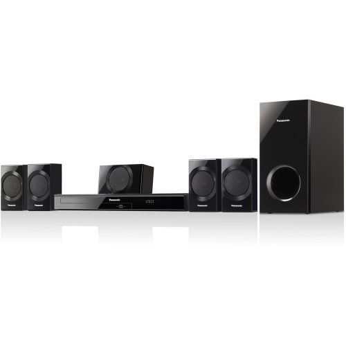 Home Theater Systems - Panasonic SC-XH170 Energy Star 5.1-Channel 1000-Watt DVD Home Theater System