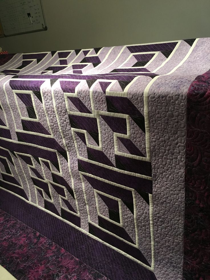 61 Best Optical Illusion Quilts Images On Pinterest