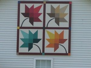 making barn quilt squares - Google Search