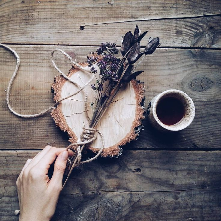 Так вдруг много становится тишины вокруг, когда за окном неожиданно падает снег...😌 #чай #tea_is_my_religion #позвать_осень_на_чай #влюбленные_в_осень