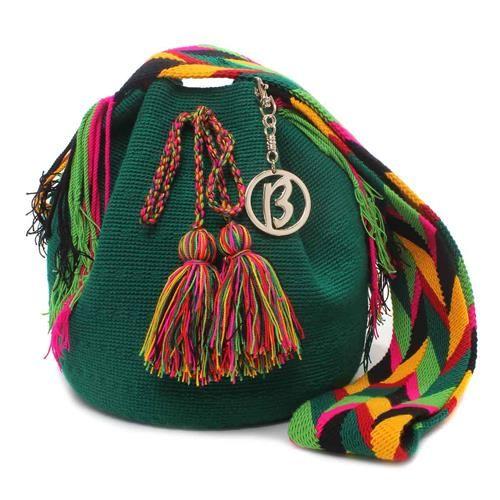Bolsa Colombiana Wayuu Biro 58274