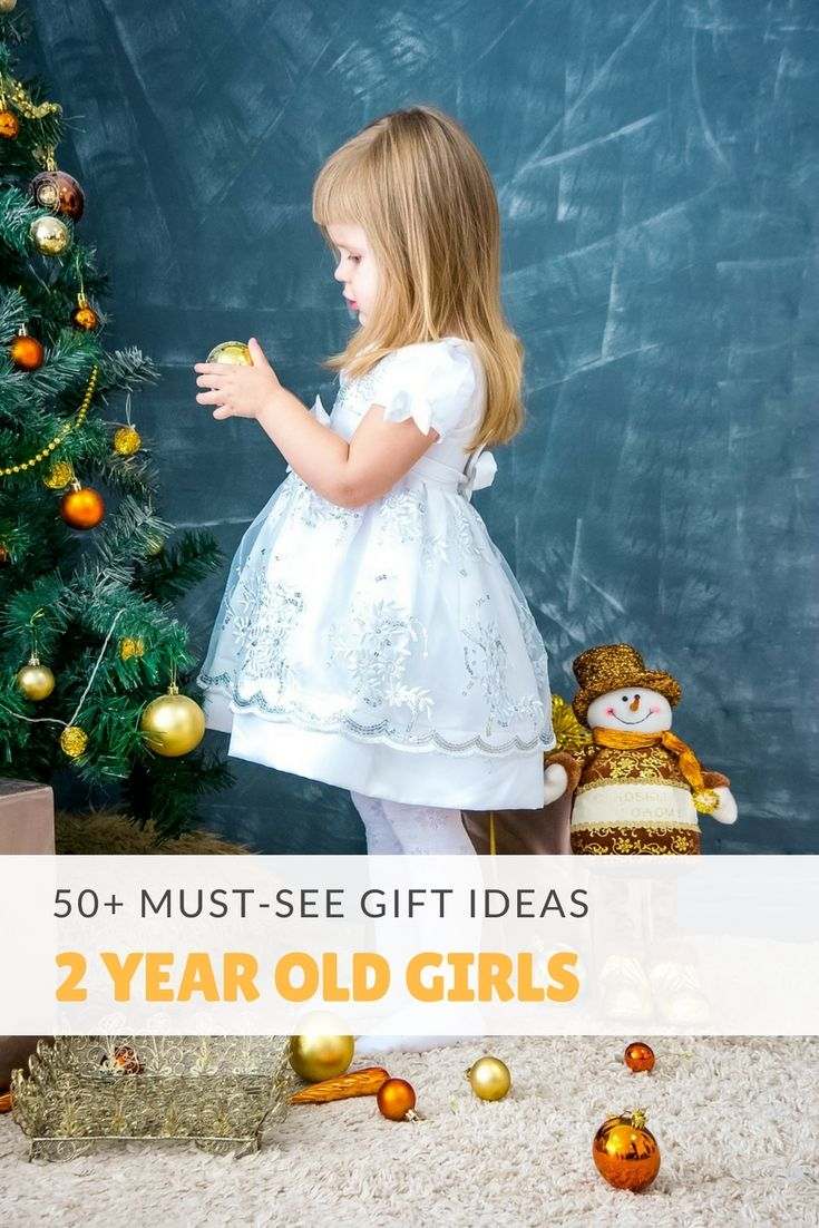50+ Great Gifts for 2 Year Old Girls You Wouldn\'t Have Thought of ...