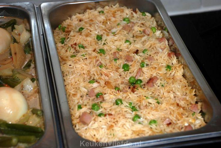 Nasi goreng - Keuken♥Liefde
