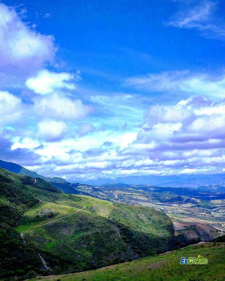 Así se encuentra #Cubiro el día de hoy  Feliz Fin de Semana   #EsCubiro #Lara #Venezuela #LomasDeCubiro #Barquisimeto #Cabudare #quíbor