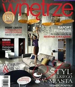 Wnetrze Interior Design Magazine, Home Decorating Magazine, Shelter Magazine,  Architecture Magazine, Lifestyle