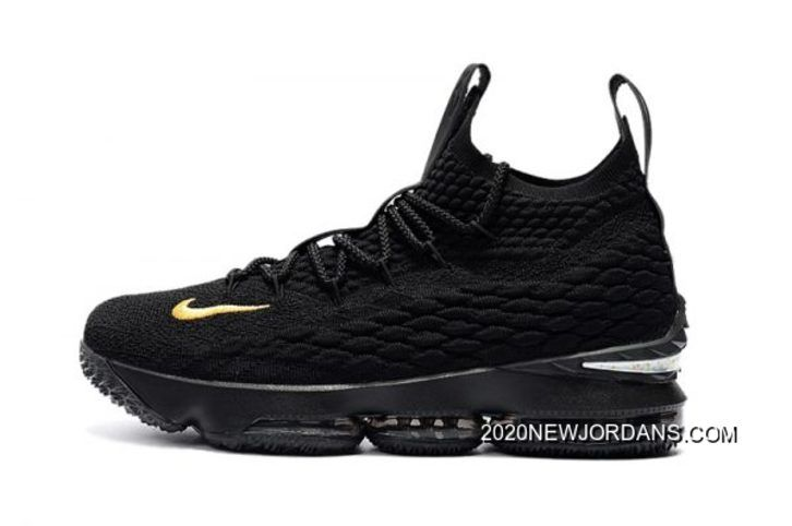 Best Mens Running Shoes 2020.Men S Nike Lebron 15 Pk80 All Black Basketball Shoes 2020