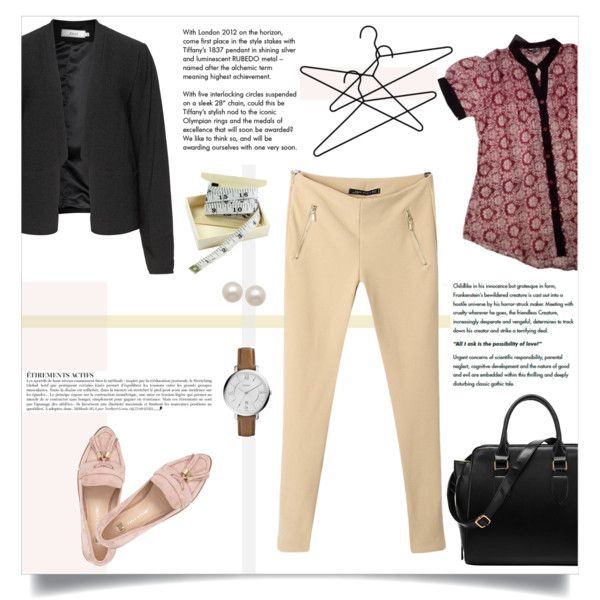 A fashion look from September 2015 featuring Zizzi blazers, River Island loafers and FOSSIL watches. Browse and shop related looks.