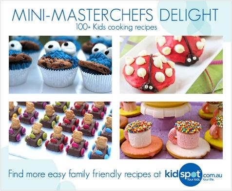 100+ super-cute kids cooking ideas