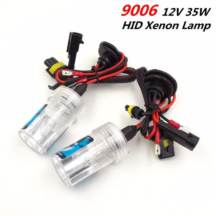 $8.30 (Buy here: https://alitems.com/g/1e8d114494ebda23ff8b16525dc3e8/?i=5&ulp=https%3A%2F%2Fwww.aliexpress.com%2Fitem%2F1Pair-9006-12V-35W-HID-Xenon-Lamps-Headlight-Bulbs-Car-External-Lights-3000K-4300K-6000K%2F32617893030.html ) (1Pair) 9006 12V 35W HID Xenon Lamps Headlight Bulbs Car External Lights (3000K 4300K 6000K 8000K 10000K Choose) for just $8.30