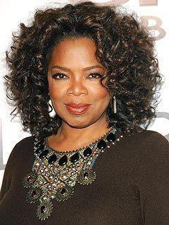 Oprah Winfrey, powerwoman!
