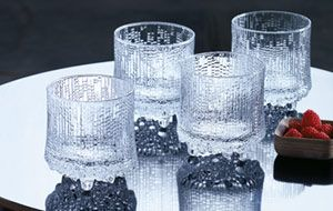 ultima thule glasses for iittala. this pic doesnt even do them justice. Truly a work of art.