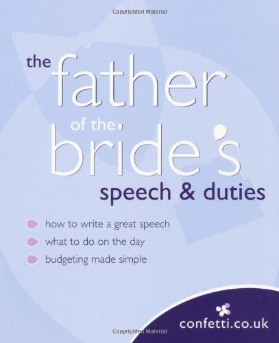 Best 25+ Father Of Bride Speech Ideas On Pinterest | Asking Maid