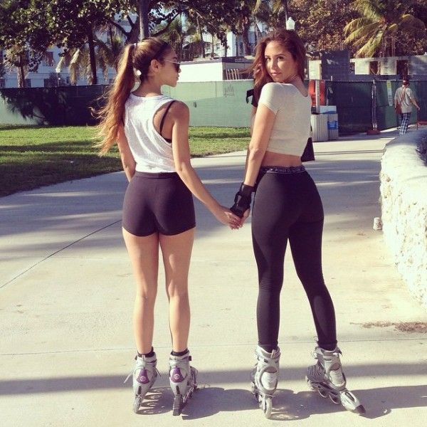 Before And After Squats Tumblr chantel jeffries in sh...