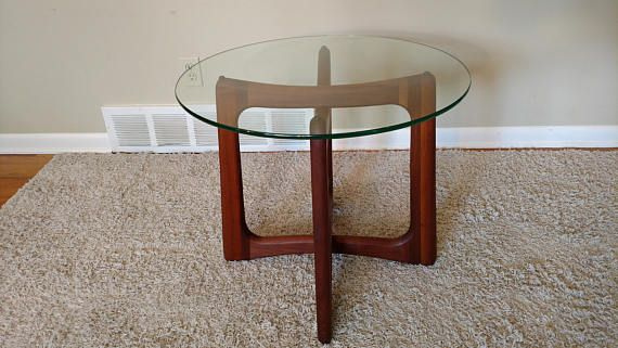 Mid Century Adrian Pearsall Side Table The Side Table Has A