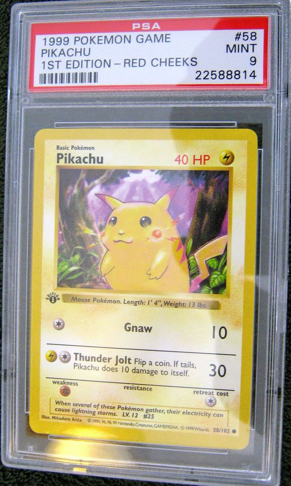 pokemon cards how to tell edition