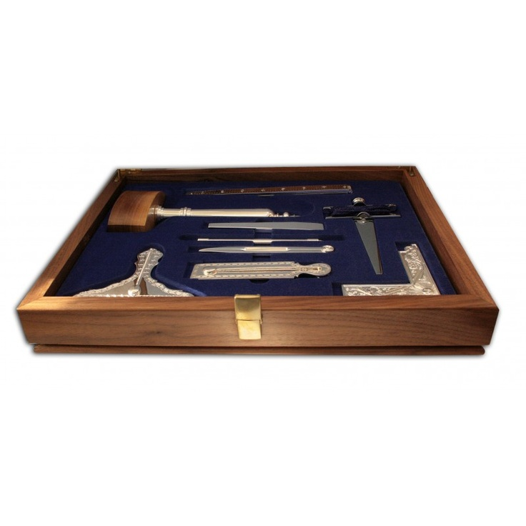 Working Tools In Flat Box, Large Size