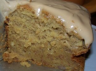 Carmen's Banana Cake Recipe