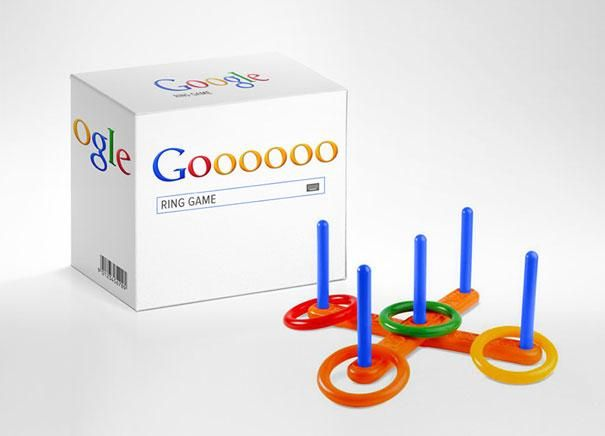 Ilja Kalimulin Project google ring game