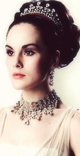 "Michelle Dockery ""Lady Mary Crawley"""