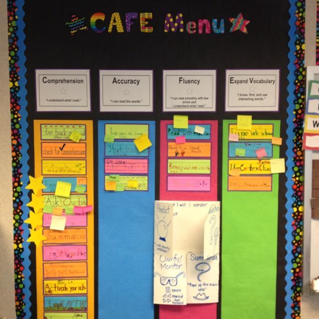 "Fab Template: CAFE Menu (along With A Giant ""Fab Four"" 4-door Template"