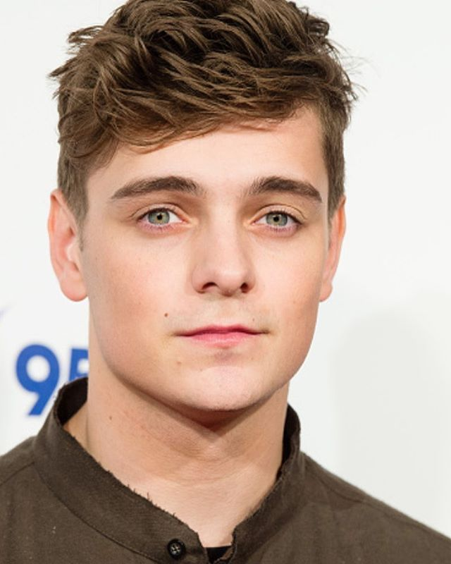 Martin Garrix At Jingle Bell Ball Red Carpet In London