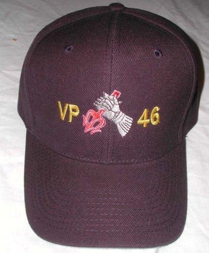2 OFFICIAL US NAVY HATS mint USS GATES & VP-46, OLDEST MARTIME SQUADRON, 1933 !!