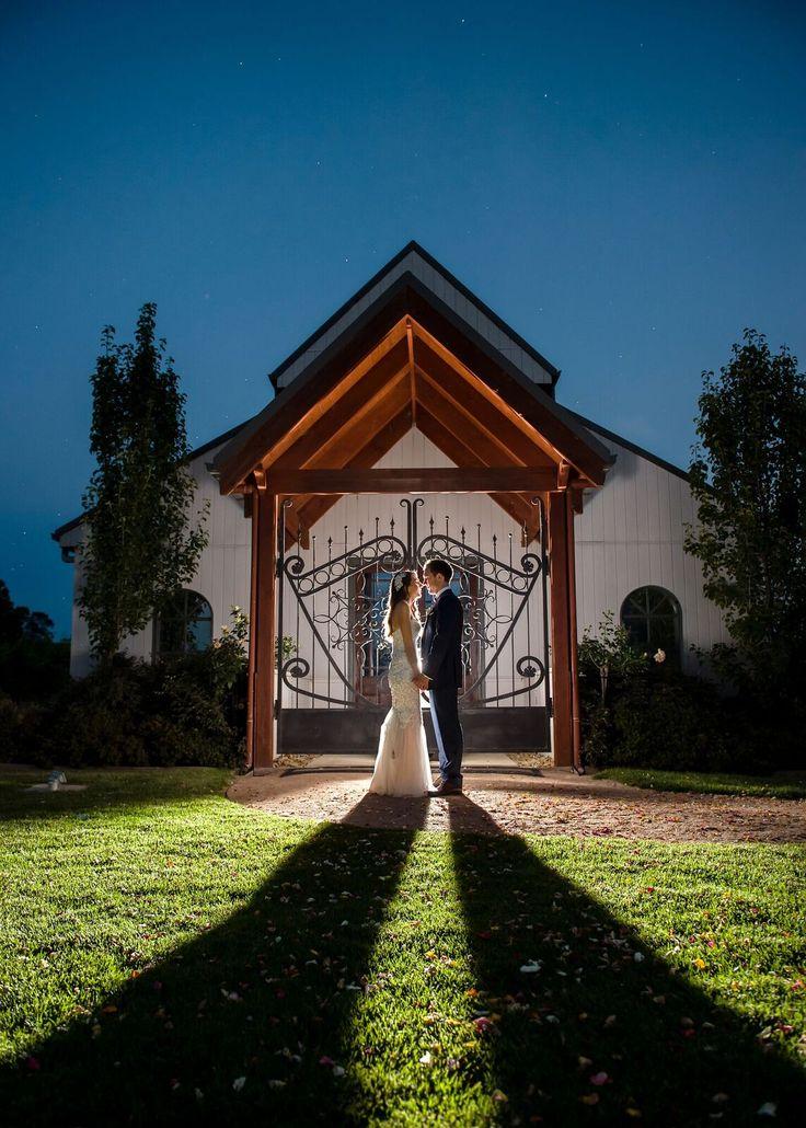 Yarra Valley wedding chapel