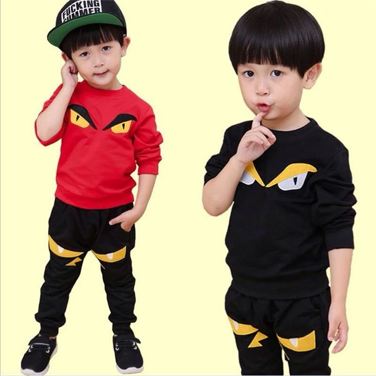 16.98$  Watch now - http://ali58a.shopchina.info/go.php?t=32546201575 - NEW fashion 2016 children boys clothing sets sports tracksuits clothes for boy suit sets 2 pcs long sweatshirt+ pant trunks  #aliexpresschina
