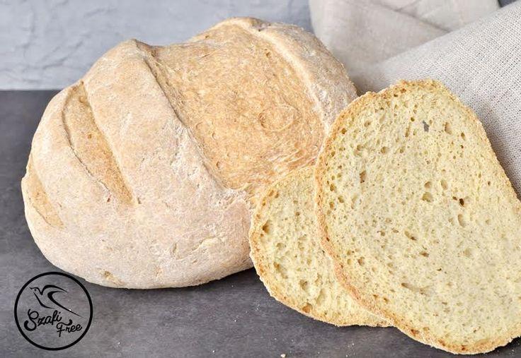 Puha, világos kenyér