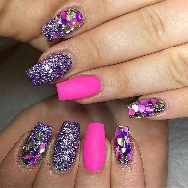 The 177 best Acrylic Nails Designs images on Pinterest | Acrylic ...