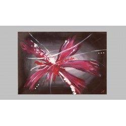 Tableau abstrait Flowerlightness