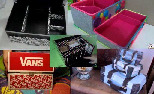 319 best images about ideas de manualidades on pinterest - Cajas de plastico para almacenar ...