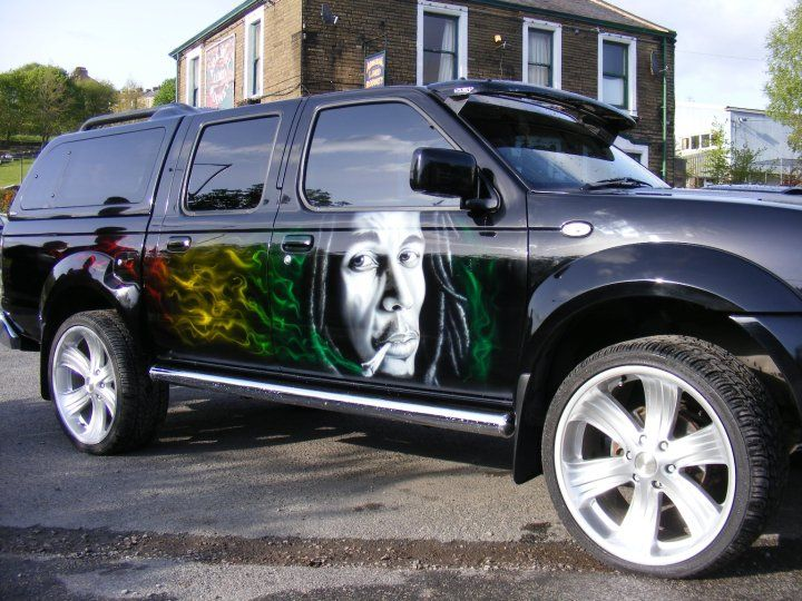 airbrush cars gallery