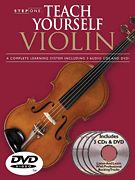 Step One: Teach Yourself Violin Course (Softcover with DVD)