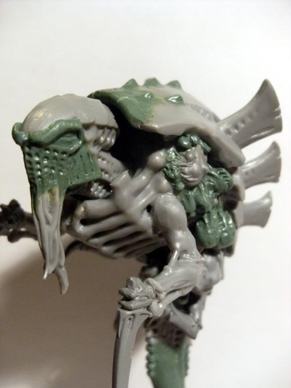 Tyranid Malanthrope Conversion | Warhammer Inspiration ...