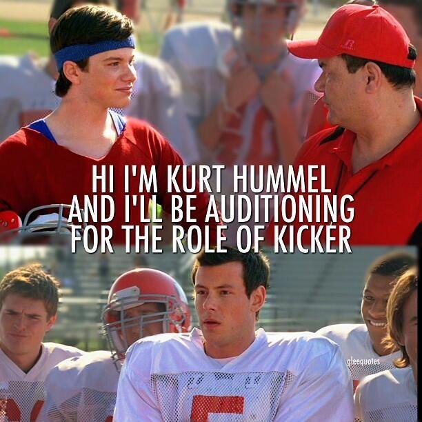 """auditioning""!"
